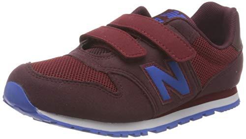 New Balance 500, Zapatillas Niños, NB Burgundy, 32 EU