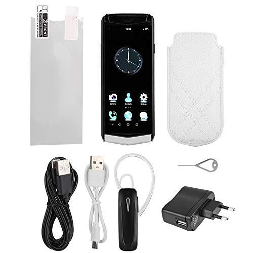 Smartphone Ligero de Doble Tarjeta, teléfono móvil con Bluetooth, Viaje de Negocios para Juegos, Hombres de Negocios, Regalo de Negocios(Transl)