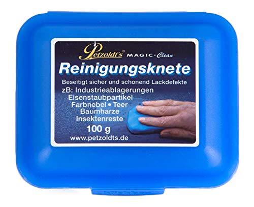 Reinigungsknete MAGIC-Clean 100 g blau