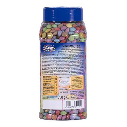 Nestlé Smarties Professionale Mini Confetti Ripieni di Cioccolato, 700 g