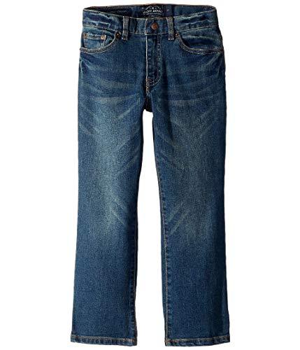 Lucky Brand Little Boys' 5-Pocket Classic Fit Straight Leg Denim Jean, Yorba Linda, 7