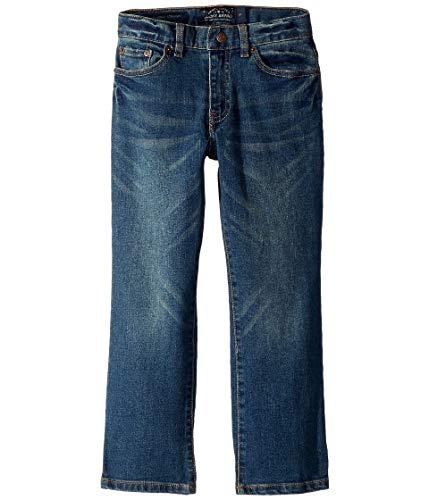 Lucky Brand Big Boys' 5-Pocket Classic Fit Straight Leg Denim Jean, Yorba Linda, 20