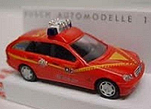 Busch Voitures - BUV49170 - Modélisme Ferroviaire - Mercedes Benz - Classe C