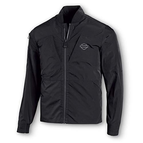 HARLEY-DAVIDSON® Men's Woven Jacket