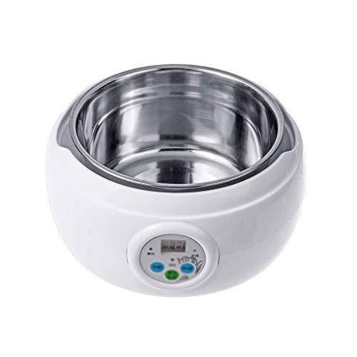 ZNBJJWCP 1.5L 15W Blanco Fabricante automático automático de Yogurt de Yogur de arroz Cocina de natto Contenedor Yogurt Maker Cocina Aparato