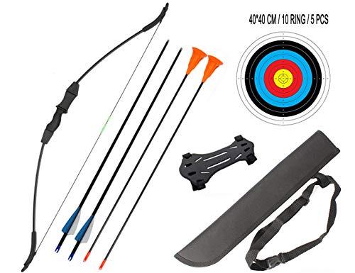 Archery Fibreglass Arrows set of 6x28