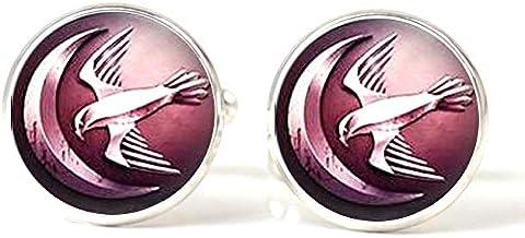 Gemelos Magglass Juego de tronos Casa Arryn: Amazon.es: Ropa y accesorios