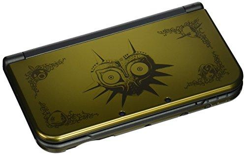 Nintendo - New 3DS XL Legend of Zelda: Majora's Mask Limited Edition - Gold/Black [video game]