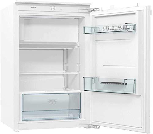 Gorenje RBI2092E1 Einbau-Kühlschrank mit Gefrierfach - 88er Nische, A++