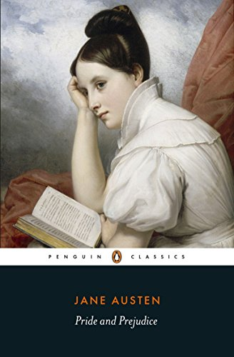 Penguin Books Jane Austen『Pride and Prejudice』