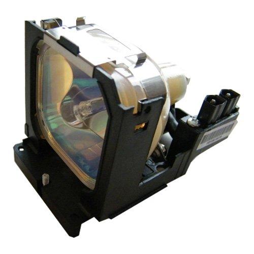 azurano Beamer-Ersatzlampe für SANYO PLV-Z3 | Beamerlampe mit Gehäuse | Kompatibel mit SANYO POA-LMP86, 610-317-5355, ET-SLMP86