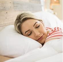 HomyDelight ENVIROLOFT DOWN ALTERNATIVE PILLOW SOFT DENSITY Washable Dryable Fabric Cotton Jumbo 20