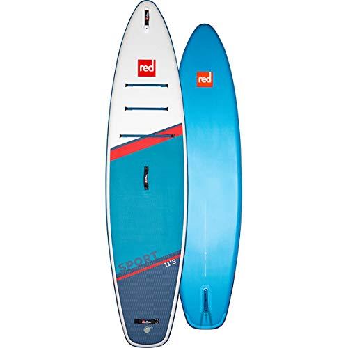 Red Paddle 11'3″ Sport Tabla Sup, Adultos Unisex, Multicolor, Uni