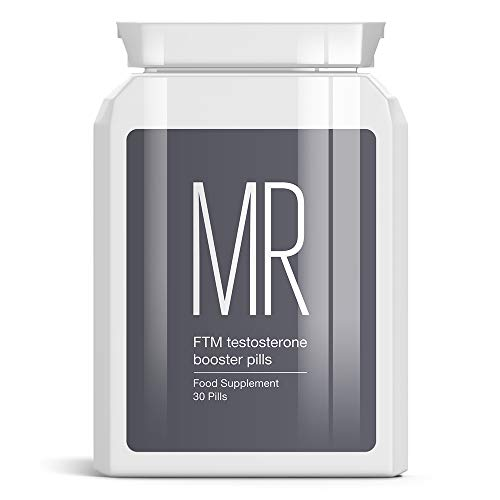 MR FTM TESTOSTERONE BOOSTER PILLS – TRANSSEXUAL MALE HORMONE TRANSSEXUAL