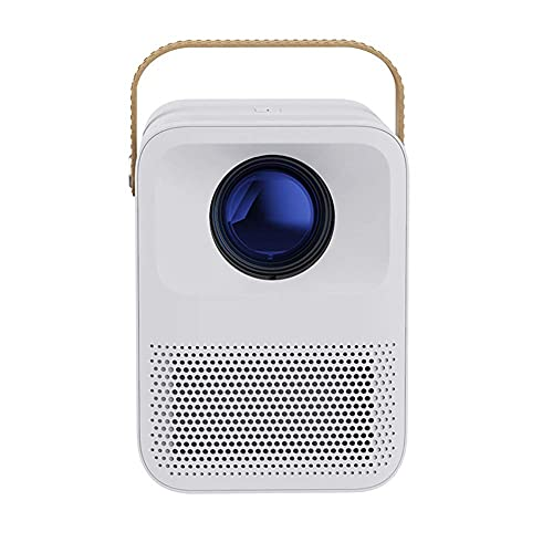 ZHAOHGJ Worth Having - Proyector Full HD 1080P Beamer LED Proyector for Home Mobile WiFi Soporte for Android 4K Beamer, A