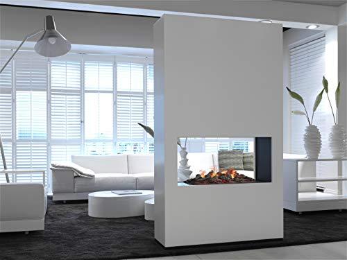 Elektrokamin - Raumteiler (195 x 110 x 35 cm)