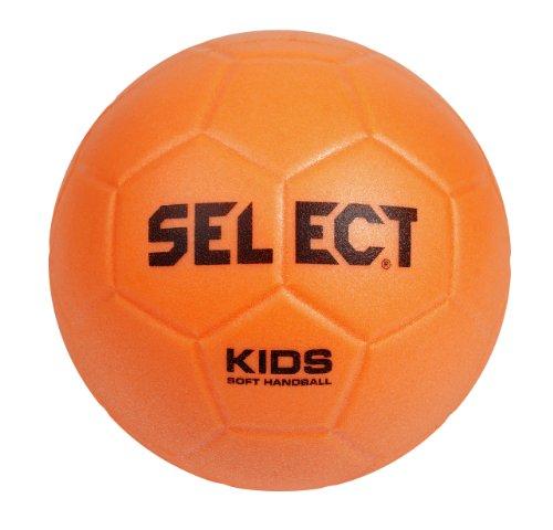 Select Kids Soft, 00, orange, 2770044666