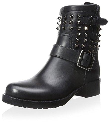 Valentino Damen Rockstud Noir Ankle Bootie, (schwarz), 37 EU