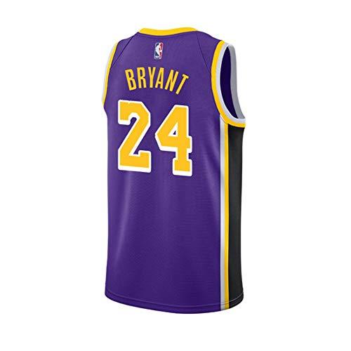 Kobe Lakers Swingman - Camiseta para hombre, color morado