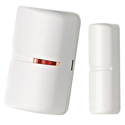 Visonic MCT-320 - Alarma inalámbrica para Puertas y Ventanas (Compatible con PowerMax® y Todos los Paneles y receptores inalámbricos Visonic PowerCode)