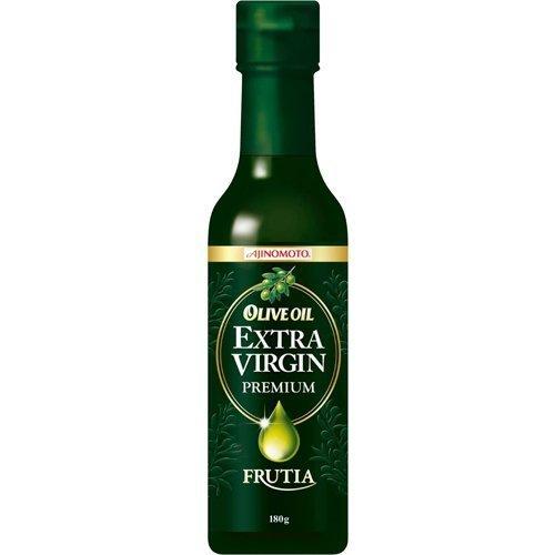味の素『オリーブオイルエクストラバージンフルーティアプレミアム』
