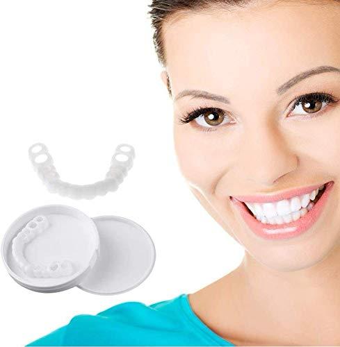 ZYXBJ kosmetische zähne perfektes lächeln praktisches Design prothese schutzhülle lächeln zahnkorrektur zahnaufhellung aufhellung pflegeleicht oral