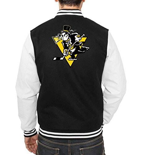 Hockey Pinguin College Vest Black Certified Freak-XXL