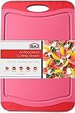 Raj Plastic Cutting Board Reversible Cutting board, Dishwasher...