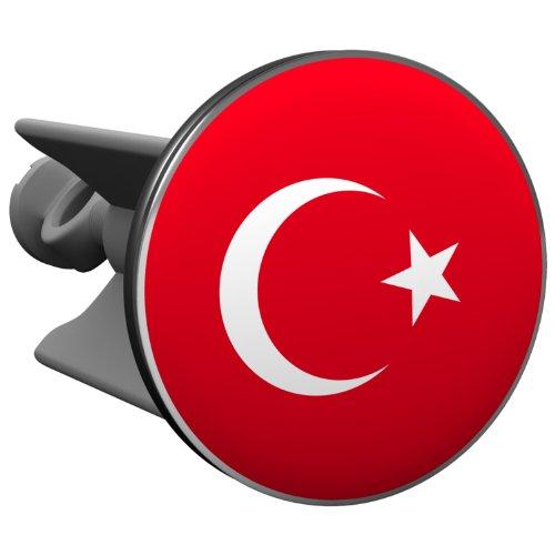 Plopp Wastafelstop Turkse Vlag, Gootsteenstop, Stop, Wastafel, Afvoer, Afvoerstop