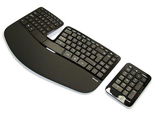 MS Sculpt Ergonomic Desktop USB Black (GB)