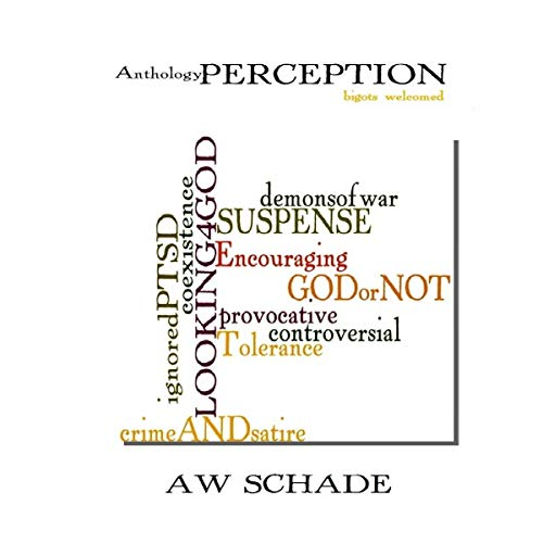 AnthologyPERCEPTION  By  cover art