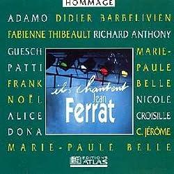 Ils chantent Jean FERRAT CD