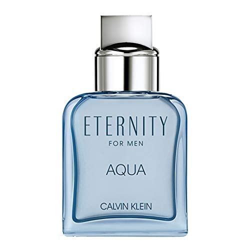 Calvin Klein Eternity for Men AQUA Eau de Toilette, 1 Fl Oz