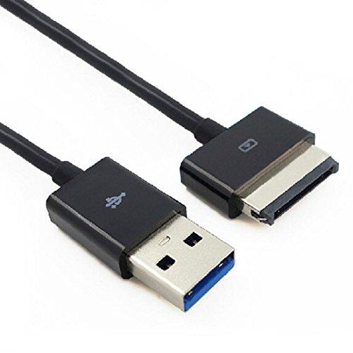 Tongshi Para USB3.0 40 Pines del Cable de Datos del Cargador para ASUS EEE Pad Transformer TF101