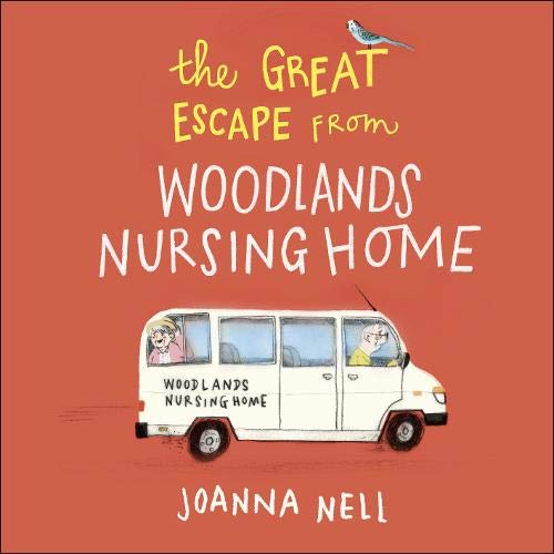 The Great Escape from Woodlands Nursing Home cover art