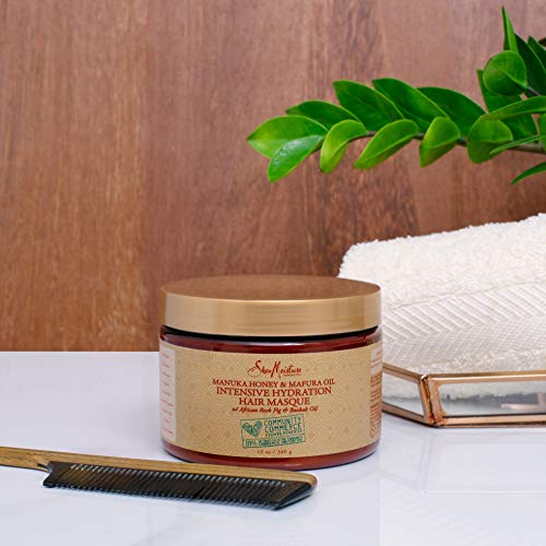 SheaMoisture Manuka Honey
