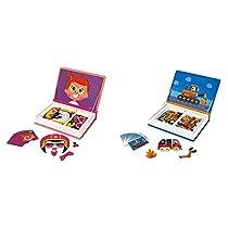 Janod-MagnetiBook-Crazy-Faces-juguete-educativo