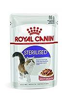 Cat food Sterilised Wet food