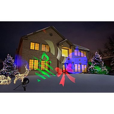 Starscapes LED Motion Projection Light with Remote
