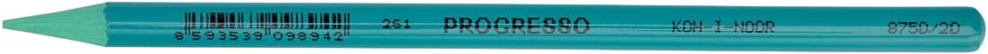 KOH-I-NOOR 8750 Woodless Detroit Mall Coloured Pencil - Pea Green 12 5 ☆ popular Box of