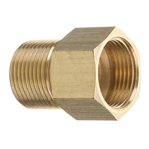 Mingle Raccord pour nettoyeur haute pression M22 15 mm 1# M22 15mm Male to M22 14mm Female
