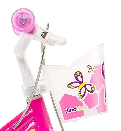 Mädchen Kinderfahrrad pink Einhorn - 2