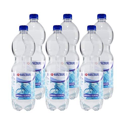 Bad Harzburger Classic Mineralwasser (6 x 1,0L)