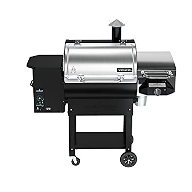 Camp Chef Woodwind Pellet Grill without Sear Box - Featuring Smart Smoke Technology - Convection Heating - Ash Cleanout System