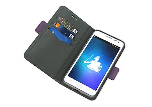 DefenderShield Compatible iPhone 6 Plus EMF Protection Radiation Case - Anti Radiation Shield & RFID Blocker Wallet Case