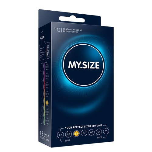 My.Size - MY.SIZE 53 mm Condooms 10 stuks