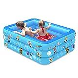 Piscinas inflables al aire libre durables, piscinas inflables del Kiddie, piscina grande de la familia engrosada durable, para niños adultos bebés niños