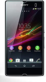 Sony Xperia Z Ultra Tempered Glass HD Clear Screen Protector