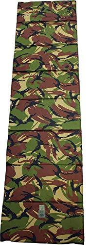 Tapis de sol pliable Armée Camping En mousse Camouflage