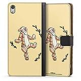 DeinDesign Étui Compatible avec Sony Xperia XA Ultra Étui Folio Étui magnétique Winnie l'ourson...